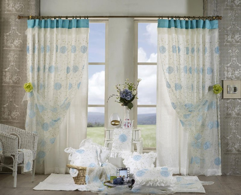 curtain drapery rods