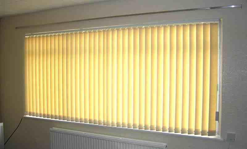 vertical blinds india